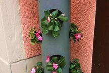 flores en pvc!!