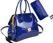 Handbag with matching wallet / Fashion Handbag with Matching Wallet