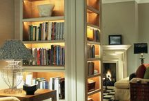 Bookshelves / Bokhyller