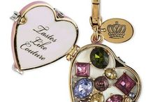 Charms   Juicy Couture / A selection of my favorite Juicy Couture charms. I especially like the little boxes and the ones with bling!  / by Sandy Weinstein