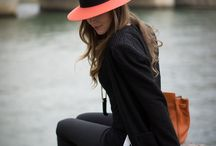 U can leave your hat on ღ / Hats ღ