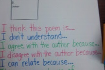 Poem of the Week--Poetry in the Middle Grade Classroom (4th to 8th Grade)