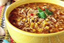 Feasts on the Fly Recipes / Quick and hearty weeknight meals