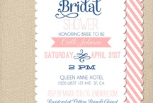 party {BRIDAL SHOWER}