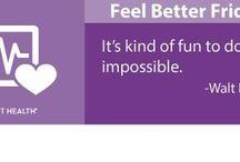 Feel Better Friday