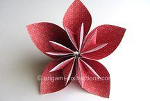 Origami / Origami instructions