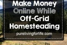 try to live off internet income links