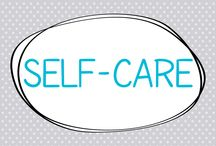 Self-Care / by Allyson @ All Our Days