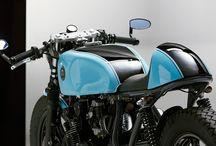 Cafe Racer Suzuki