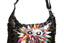 Style Ella - The Owl - Braided leather bags / Style Ella, the world famous Owl from Octopus. Several colors, braided leather and unique design. Style from the braided leather bags from Octopus Denmark