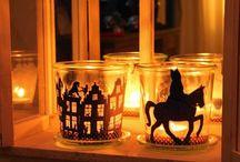 Sinterklaas / Voelt de Sint zich al welkom in jouw huis? Mocht je nog inspiratie nodig hebben: je vindt het hier.