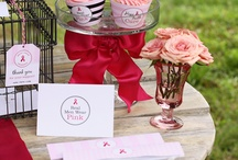 celebrate pink / by Glenna Spurlock
