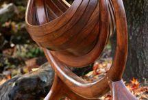 Peças madeira
