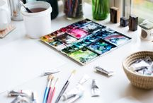 ☘ Painting ℛℴℴʍ ℴƒ ℴɲℯ'ꜱ Ơⱳɲ