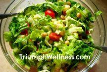 Nutritarian recipies