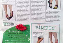 Pimpos Press Kit / Our press work.