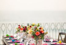 Elegant Mexican-style Wedding decor / Wedding coordinator: Lauren Lemke of Amy Abbott Events | Decor Rentals: Del Cabo & Let it Be | Flowers: Pina Hernandez | Photography: Photo by Julieta