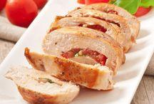 Recipes - Chicken & Turkey