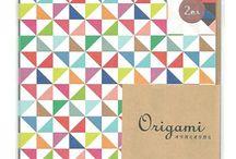 motif origami