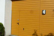 Keralit, Wood Design en andere gevelbekleding / Mooie werken met kunststof gevelbekledingen; Keralit en Wood Design door Denkit ramen en deuren bv. uit Zevenbergen