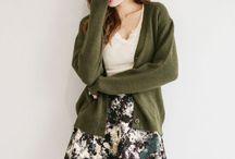 Autumn Ladies Fashion