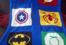 comic book blanket