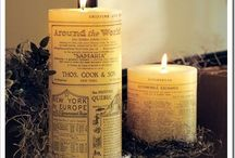 Decor } candles