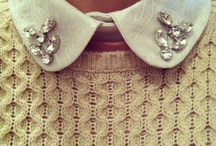 Collar Tips / by Lizzie