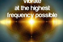 Energy, Vibration, Frequency