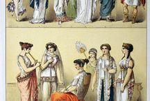Ancient Greece, history, fashion