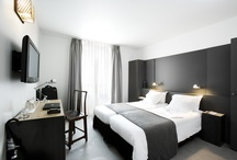 Hotel Pulitzer Paris / Hotel Paris is a 4-stars boutique hotel with modern design which radiates a certain cosmopolitan cool.