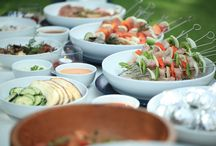 Backyard Barbeque / one of event in Nanamia Pizzeria