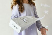 Misimi White Softness Collection / Comfortable, oversize & a little bit elegant. Simple dresses with chiffon finishes.