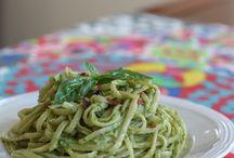 Plant based recipes / Vegan