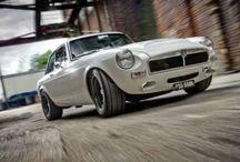 MG auto