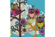OWLS / by Wendy K Beaudet