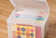 Card/Letter Storage