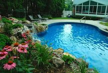 Pool Designs for Sloped Properties