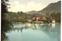 Historischer Badersee / Ein Blick zurück ...