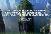 Travel Quotes / Why you travel?