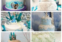Frozen Birthday Party / by Lisa Binz
