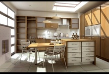 Kitchens / by Melodie Olps