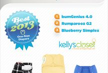 Best Cloth Diapers and Accessories of 2013 / The products featured in this category were our best-selling and most popular cloth diapers and accessories from 2013. If you're looking for the best cloth diapers, diaper covers, and other cloth diapering accessories these are the ones we'll recommend the most often. To read more about why parents love these products visit our blog series; Best Cloth Diapers and Accessories of 2013. / by Diaper Shops