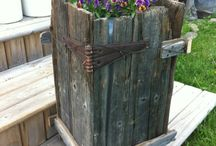 Garden Sculpture - containers and More