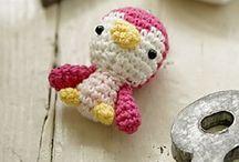 Mini crochet/knit