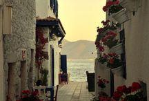 Griekse droom / Wat ek als wil sien in Griekeland