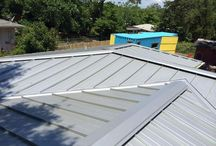 Metal Roofing / Our metal roofing projects