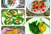 Carb Cycling/Paleo / by Samantha Lee McDaniels