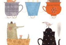 illustrazioni*personaggi&animali