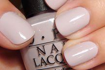Nails colour